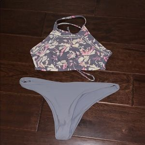 Grey (new) zaful bottoms and Xhilaration top